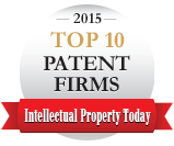 An Elite IP Firm. Harness Dickey Named Top 10 Patent Firm by Intellectual Property Today.